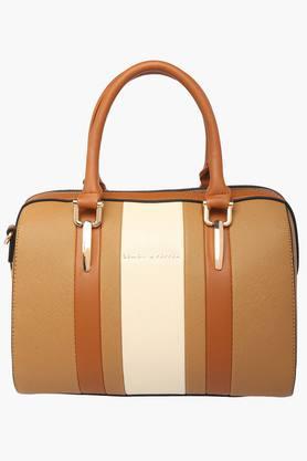 LEMON & PEPPERWomens Zipper Closure Satchel Handbag - 203270930_9124
