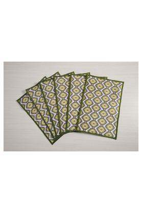 Printed Place Mats Set of 4