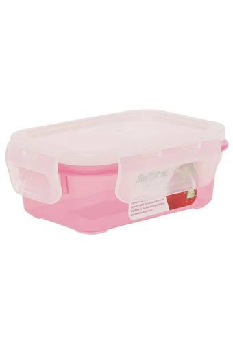 Rectangular Solid Clip Pack Container - 260ml