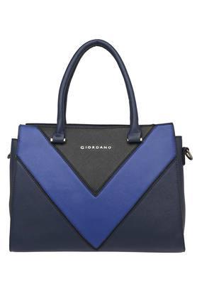 GIORDANOWomens Zipper Closure Satchel Handbag - 203977687_9308