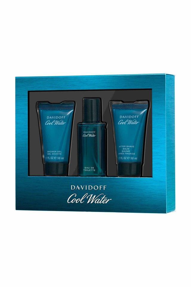 Gift Set - Perfume 40ml Edt + 50ml Shower Gel & 50ml Shave Balm