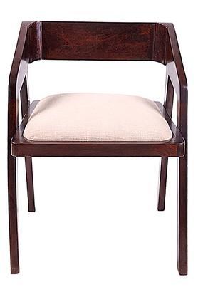 Walnut Rigg Bar Chair