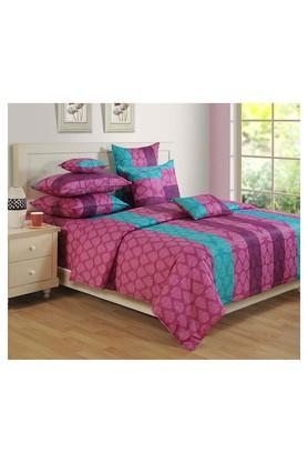 SWAYAMPrinted Double Bed Quilt - 204583734_9654