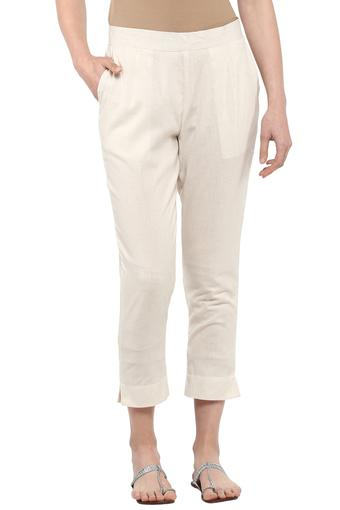 AURELIA -  Natural Pants - Main