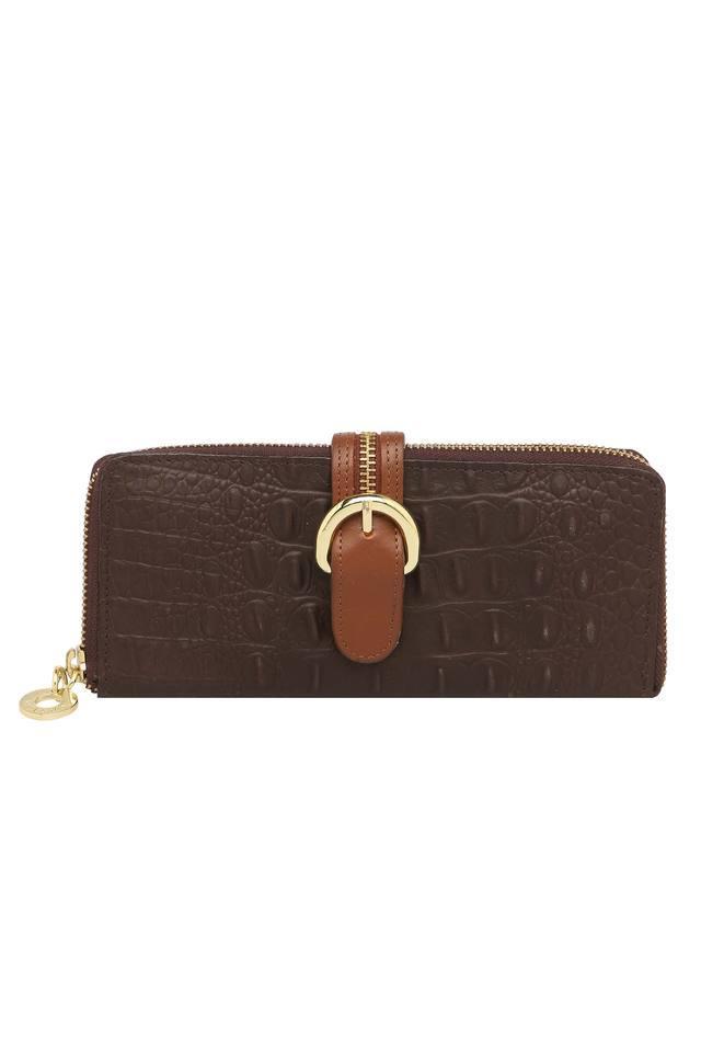Womens Casual Wear Snap Closure Wallet
