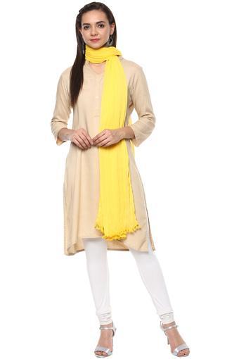 RANGRITI -  YellowChuridar & Salwars & Dupattas - Main