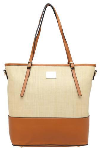 ALLEN SOLLY -  BeigeHandbags - Main