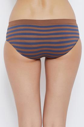 Womens Stripe Hipster Briefs Pack of 3