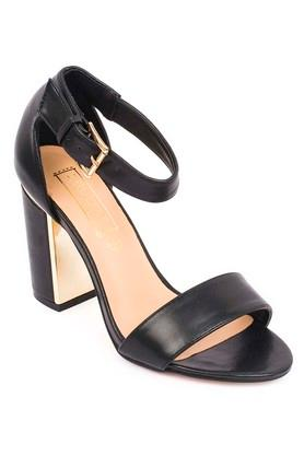 TRUFFLE COLLECTIONWomens Casual Wear Buckle Closure Heels - 204066957_9212