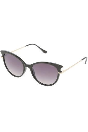 Womens Gradient and UV protected Lens Cat Eye Sunglasses - IDS2493C1SG