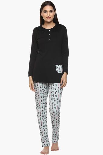 SWEET DREAMS -  BlackNightwear - Main