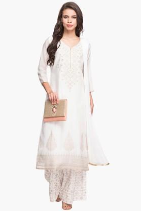 Buy Salwar Suits, Churidar Designs Online   Shoppers Stop