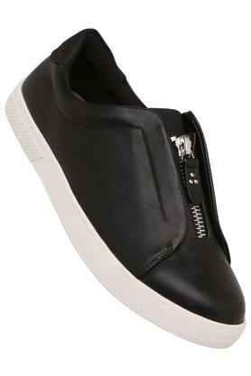 TRESMODEWomens Casual Wear Zipper Closure Sneakers