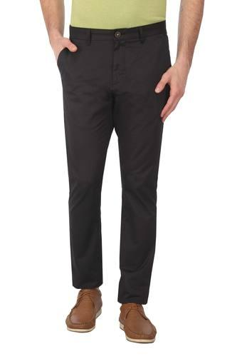 VAN HEUSEN SPORT -  Black Cargos & Trousers - Main