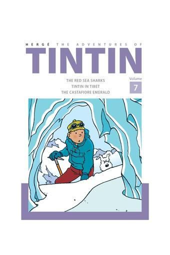 The Adventures of Tintin Volume 7
