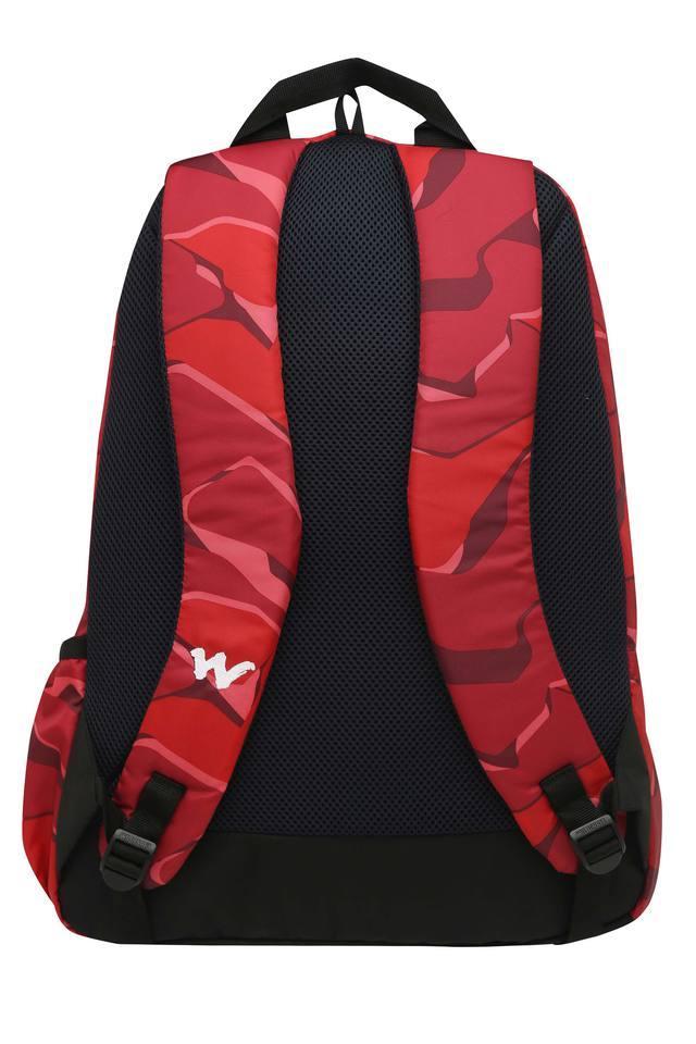 Unisex 3 Compartment Zipper Closure Backpack