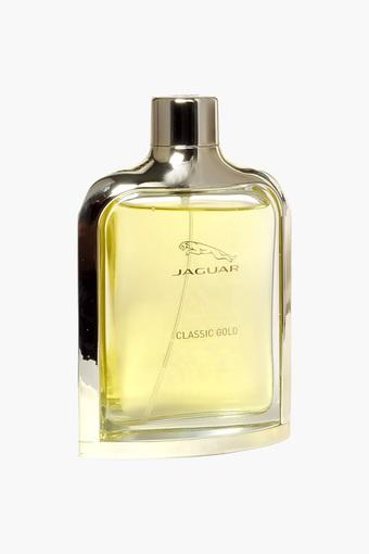 Buy Jaguar Classic Gold Eau De Toilette For Men 100ml Shoppers Stop