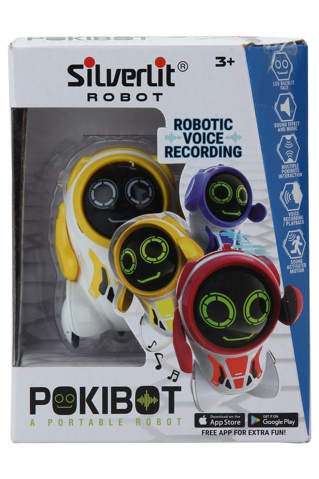 Unisex Pokibot Portable Robot