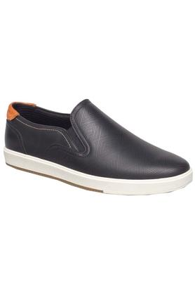 ALDOMens Synthetic Leather Slipon Loafers