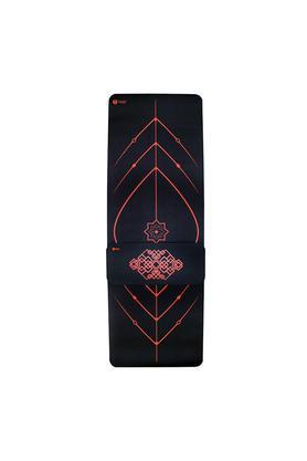 Unisex Raise Cushioned Printed Strength Yoga Pad