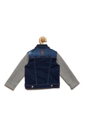Girls Solid Jacket
