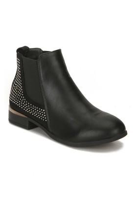 Womens Casual Wear Slipon Boots