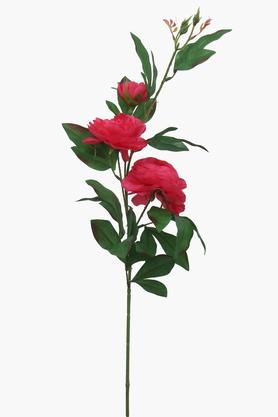 IVY Tea Rose With 3 Heads Artificial Flower