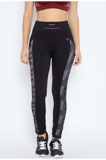 Womens Printed Track Pants