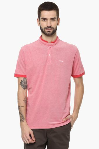 STOP -  RedT-Shirts & Polos - Main