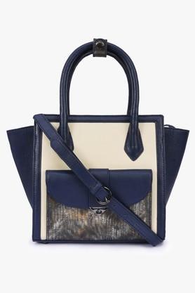 PHIVE RIVERSWomens Zipper Closure Satchel Handbag - 204071744_9308