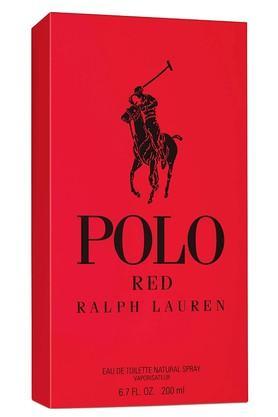 Mens Polo Red Eau De Toilette Spray - 200ml