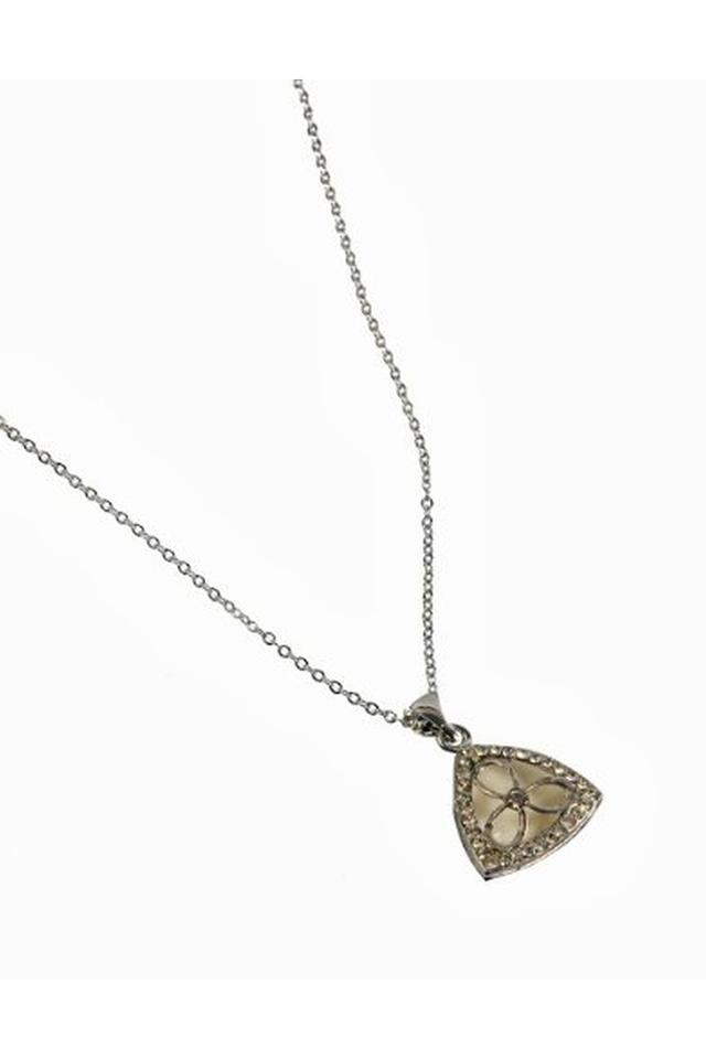 Womens Geometric Pendant Necklace