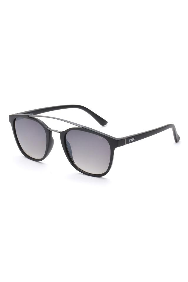 Mens Browline UV Protected Sunglasses