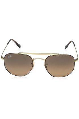 Unisex Navigator UV Protected Sunglasses