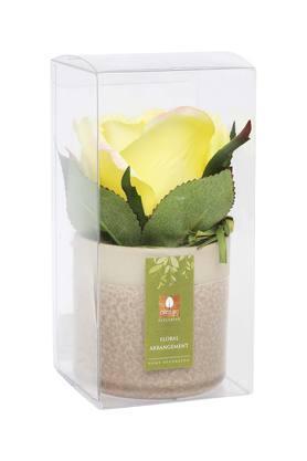 Round Mini Dried Floral Fragrance Flower Arrangement