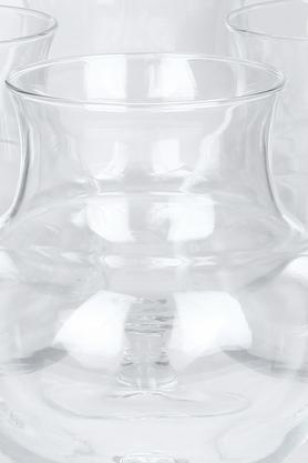 Beer Stemware Glass Set of 4