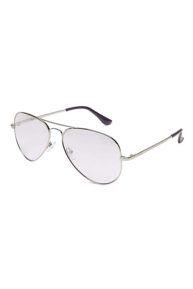 Unisex Aviator UV Protected Sunglasses - NIDS2500C52SG