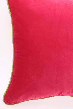 Square Slub Velvet Cushion Cover
