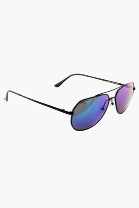 FASTRACK Unisex Polygon UV Protected Sunglasses - M186BU1