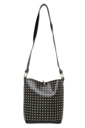 RS BY ROCKY STARWomens Hook And Loop Closure Sling Bag