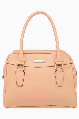 ELLIZA DONATEINWomens Zipper Closure Satchel Handbag - 203397147