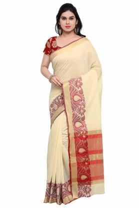 Womens Printed Saree