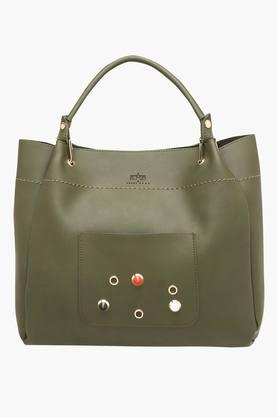 RS BY ROCKY STARWomens Zipper Closure Shoulder Handbag - 203346267