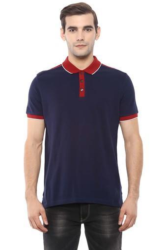 CELIO -  NavyT-Shirts & Polos - Main