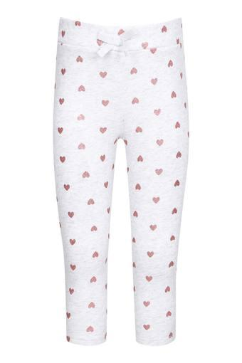 Girls Printed Casual Pants