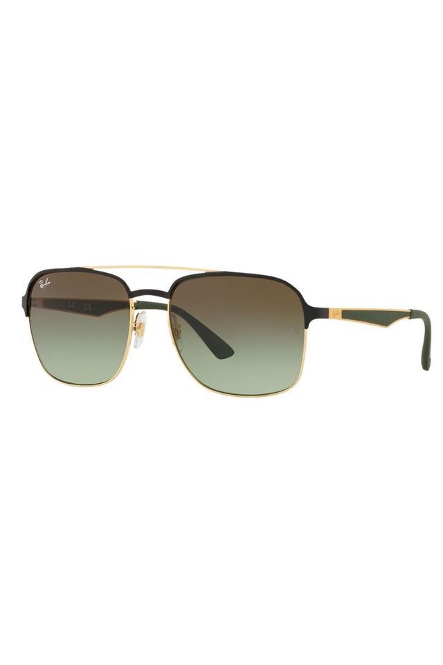 Mens Navigator Gradient Sunglasses