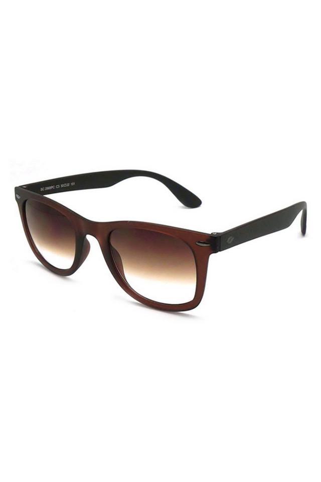 Unisex Full Rim Wayfarer Sunglasses - 2868 C3 S