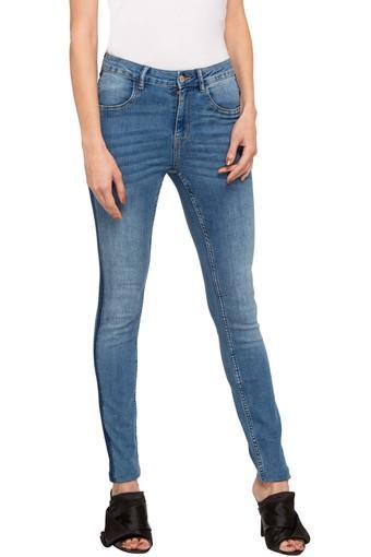 VERO MODA -  Blue Mix LightJeans & Leggings - Main