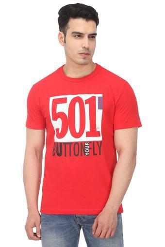 LEVIS -  RedT-shirts - Main