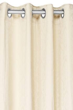 Self Pattern Window Curtain